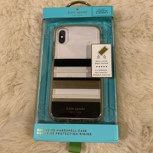 Kate Spade iPhone XS and X Case